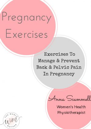 Pregnancy Pelvic Pain Relief